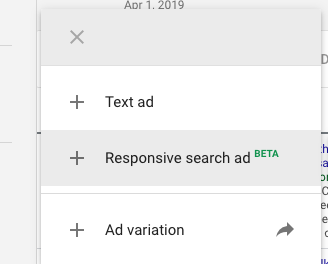 google ad extensions example
